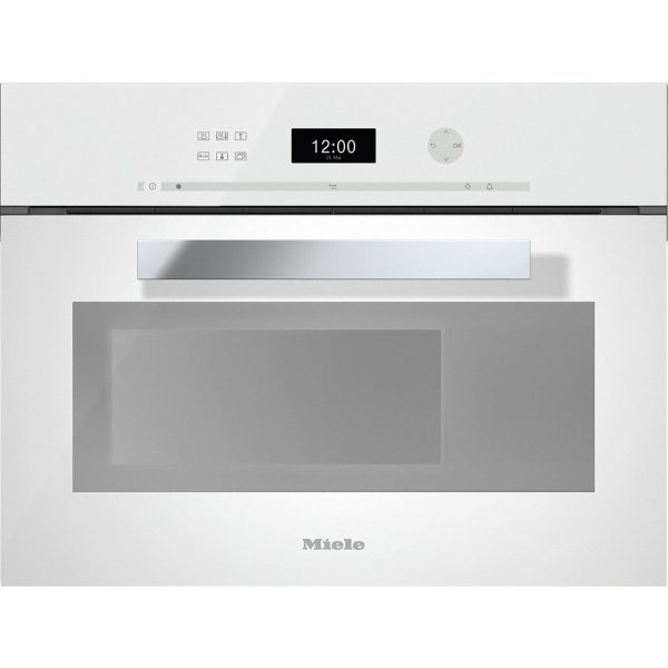 Miele DG 6401 Brilliant white Built-in Steam oven