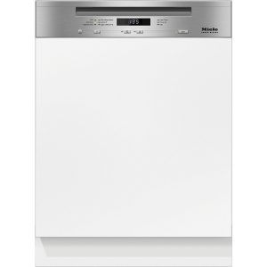Miele G 6620 SCI CLST CleanSteel integrated dishwasher