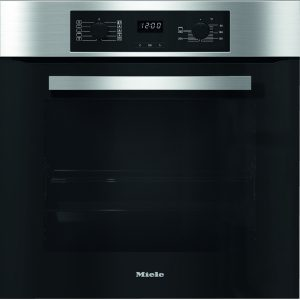 Miele H 2265 B CleanSteel 60cm wide oven