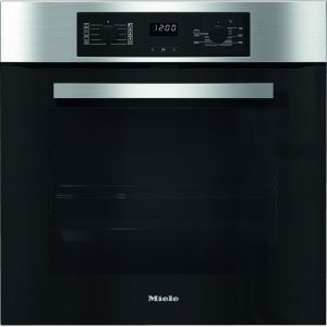 Miele H 2265 BP CleanSteel 60cm wide oven