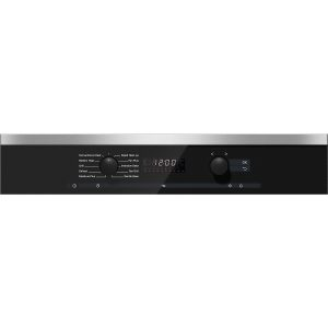 Miele H 6260 B CleanSteel 60cm wide oven