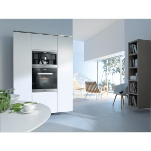 Miele H 6461 BP CleanSteel 60cm wide oven