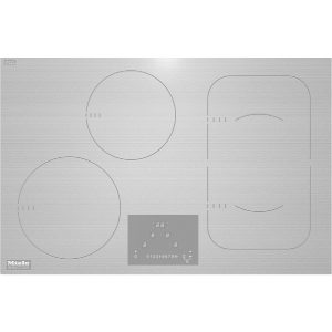 Miele KM 6349-1 WHITE FLUSH INDUCTION COOKTOP