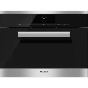 Miele DGC 6800 XL CleanSteel Steam combination oven