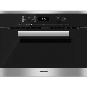 Miele H 6400 BM CleanSteel Speed oven