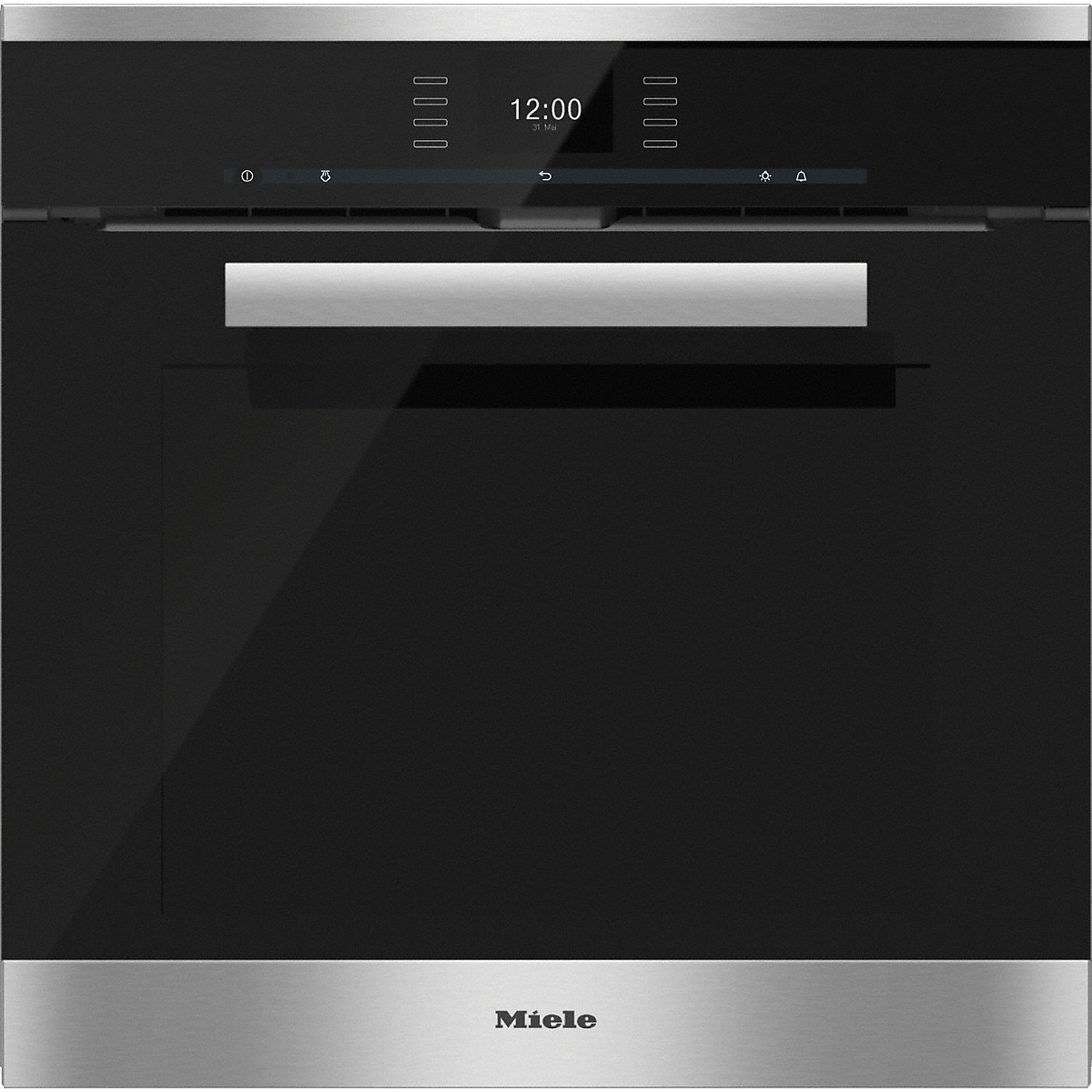 Miele H 6660 BP CleanSteel 60cm wide oven