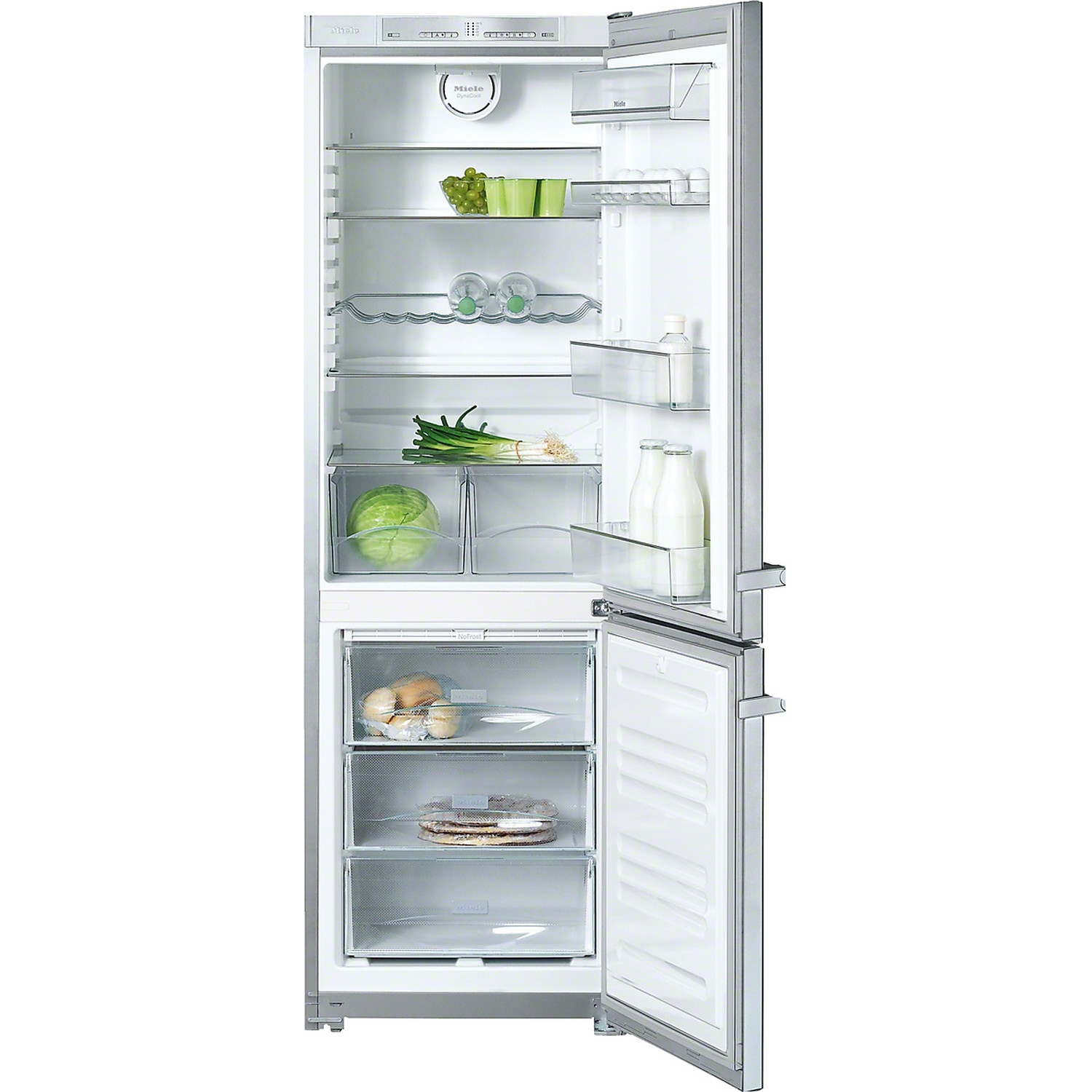Miele KFN 12823 SD edt-1 CS Freestanding fridge / freezer combination