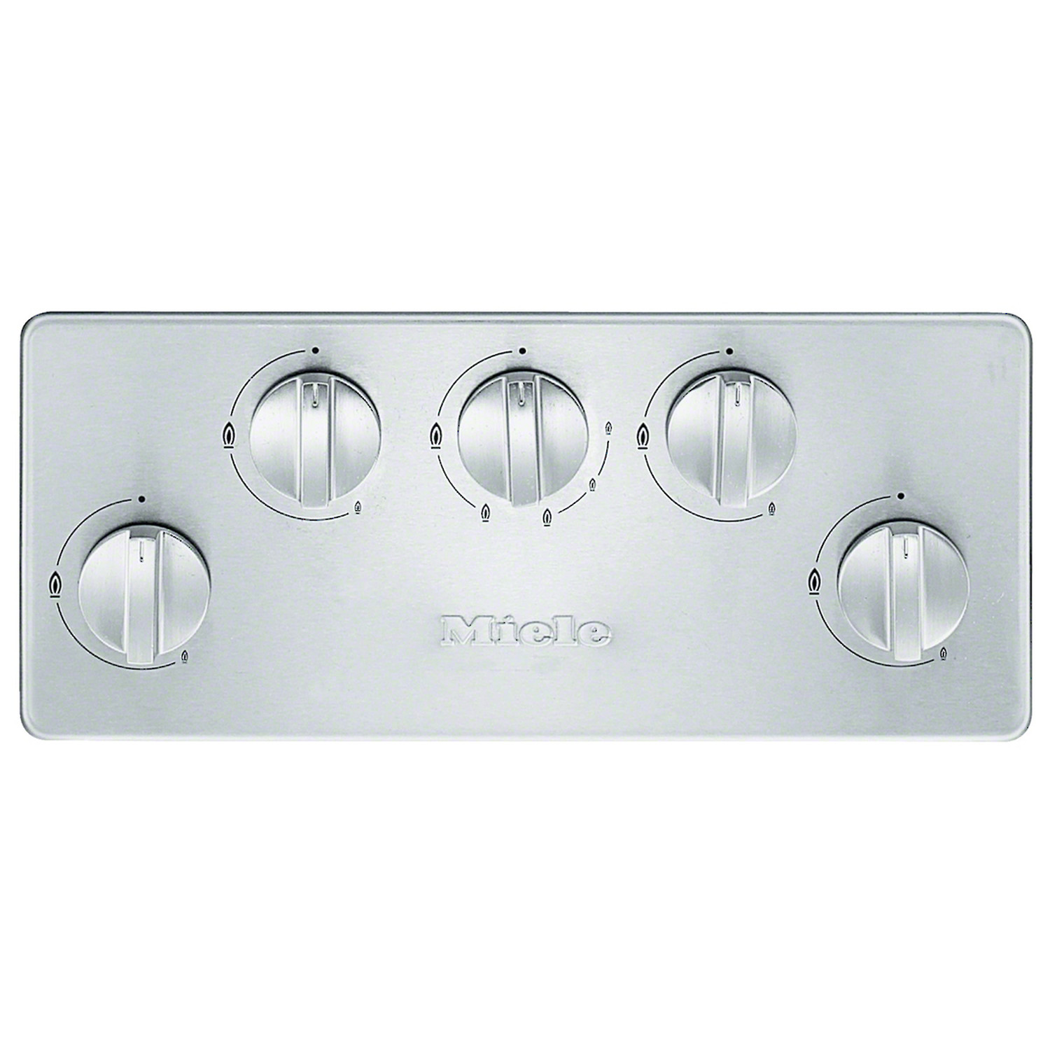 Miele KM 2357 G Stainless steel gas cooktop