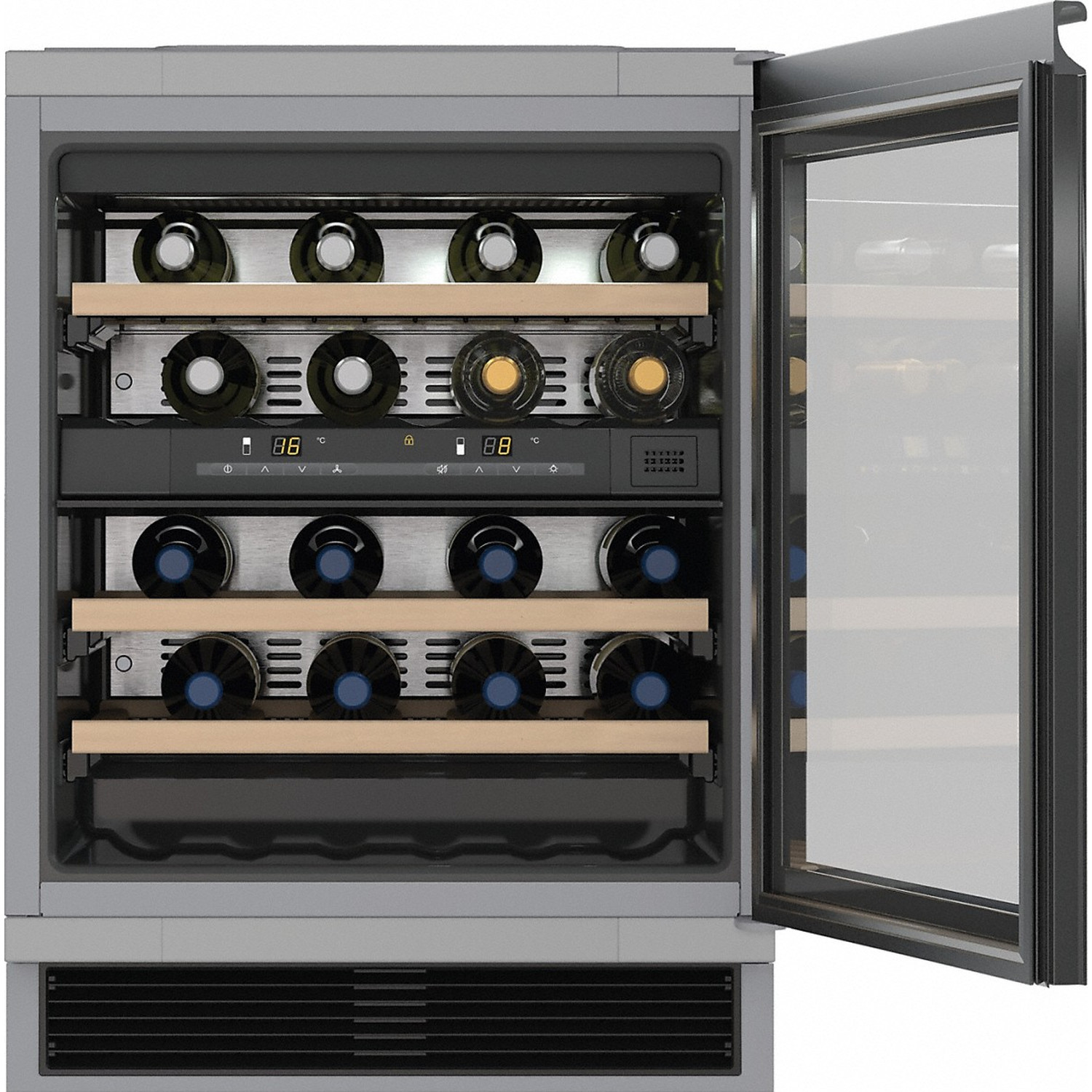 Miele KWT 6321 UG BUILT-UNDER WINE CONDITIONING UNIT