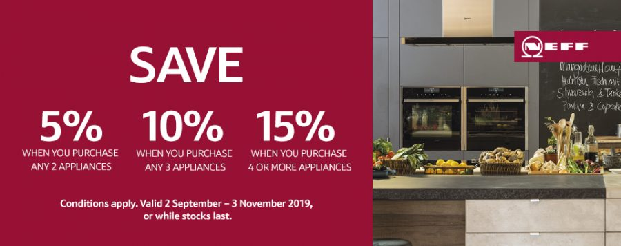 save up to 15% on NEFF
