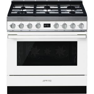 Smeg CP9GPWHA Freestanding Cooker