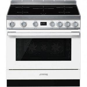 Smeg CP9IPWH Freestanding Cooker