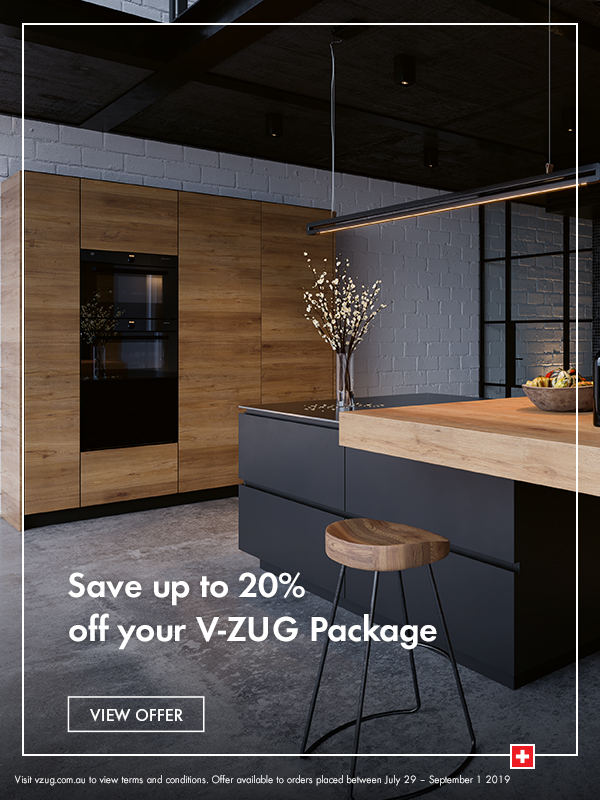 SAVE UP TO 20% OFF VZUG PACKAGES