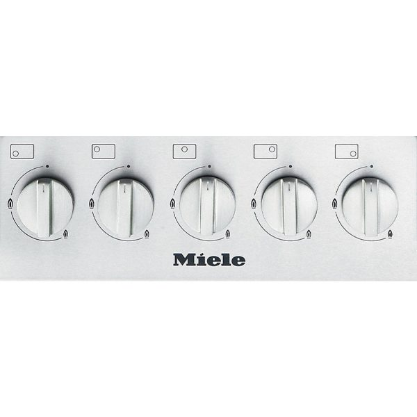 Miele KM 2334 G Stainless steel gas cooktop
