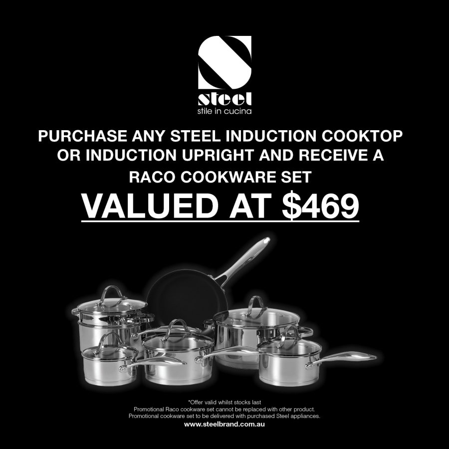 STEEL PROMOTION AUGUST