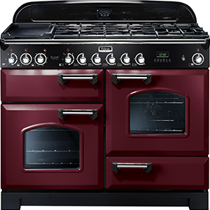 FALCON CLASSIC DELUXE CDL110DFCY/CH CRANBERRY