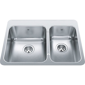 Franke SQX620CR-2 Sink
