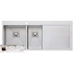 Oliveri-PR1101-Professional-Series-Sink-With-accesories