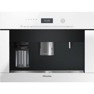 Miele CVA 6401 Brilliant white Fresh bean system coffee machine