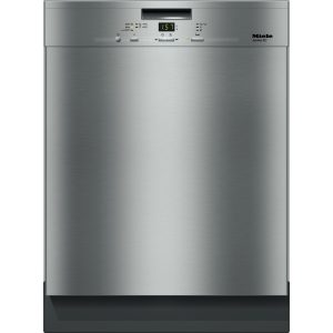 Miele G 4930 U SCU CLST Built-under Dishwasher 60cm wide