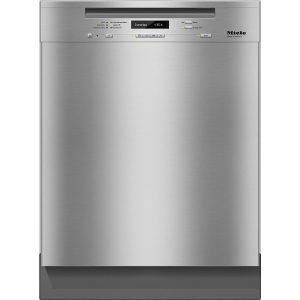 Miele G 6727 SCU CLST CleanSteel built-under dishwasher