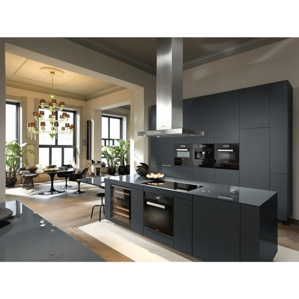Miele H 6461 BP Obsidian black 60cm wide oven