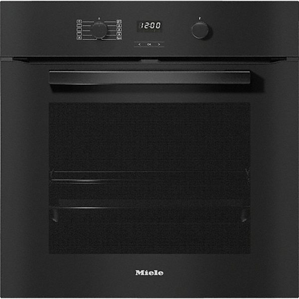 Miele H 2860 BP VitroLine Obsidian Black