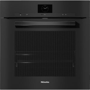 Miele H 7660 BP VitroLine Obsidian Black
