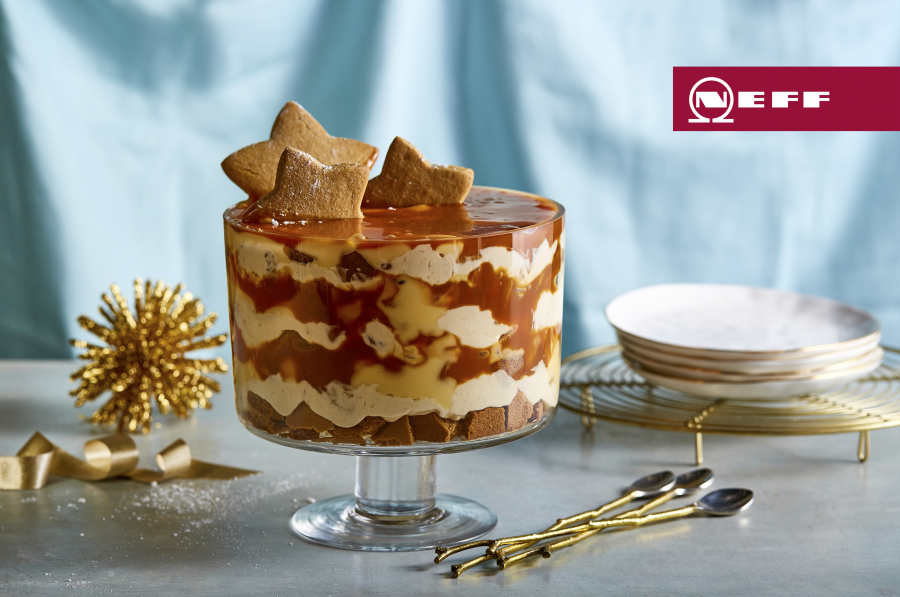 NEFF Fruit Mince Trifle Recipe