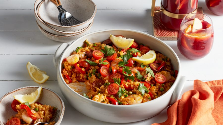 neff chorizo paella at Brisbane Appliance Sales
