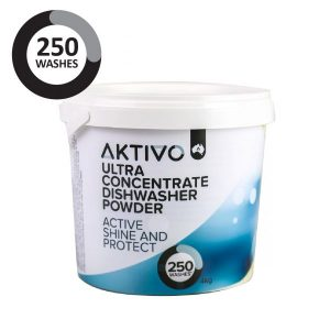 AKTIVO DW4KG super concentrate laundry powder