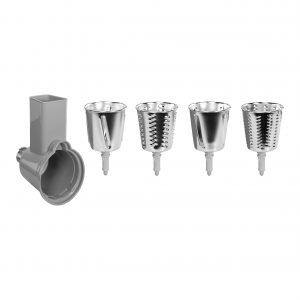 Smeg SMSG01 Slicer/Grater Attachment set