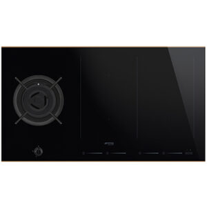 Smeg PM6912WLDRAU Induction cooktop