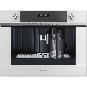 smeg CMS4101B coffee machine white