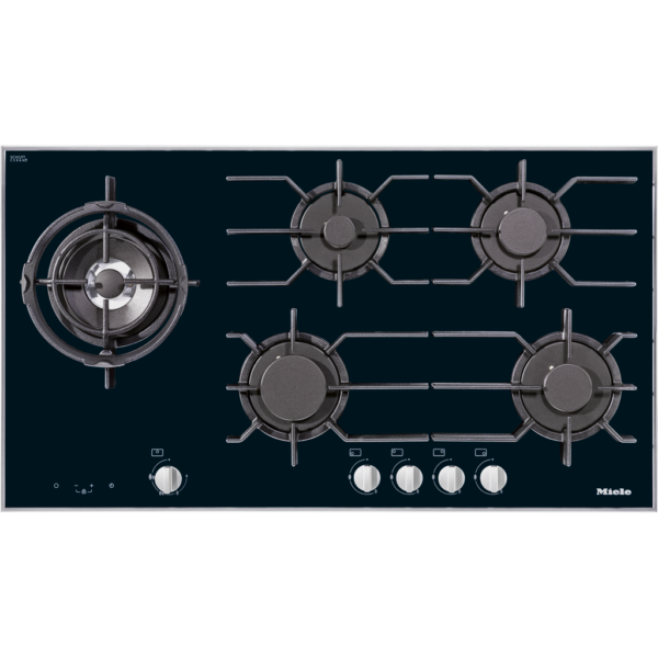 Miele KM 3054 Stainless steel gas cooktop