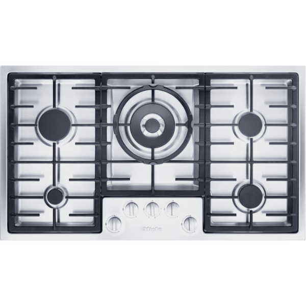 Miele KM 2354 G Stainless steel gas cooktop