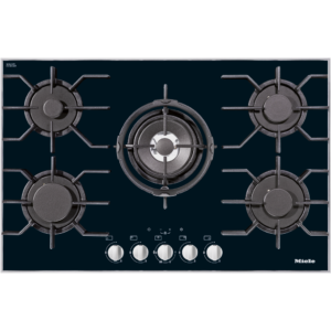 Miele KM 3034 Stainless steel gas cooktop