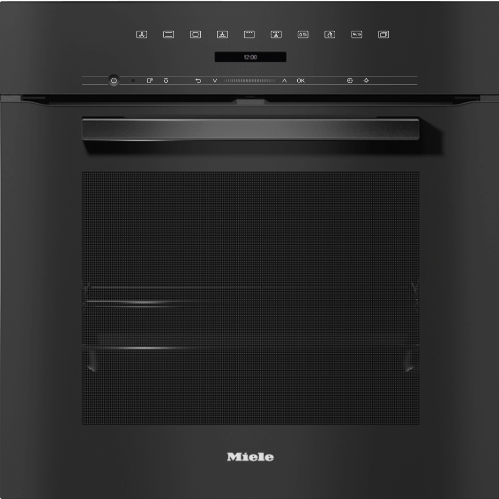 Miele H 7264 BP VitroLine Obsidian Black
