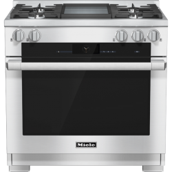 Miele HR 1936 G 36 INCH FREESTANDING COOKER