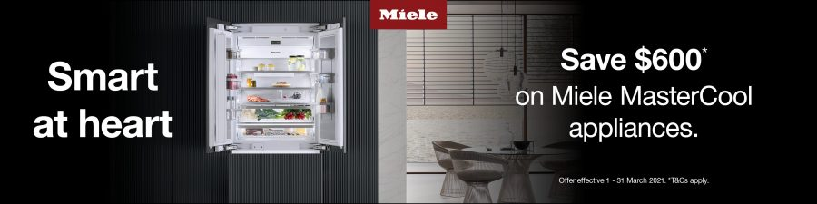 Save $600 Miele Mastercool Appliances