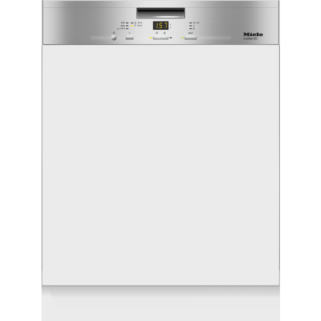 Miele G 4930 SCI CLST Cleansteel Integrated Dishwasher 60cm wide