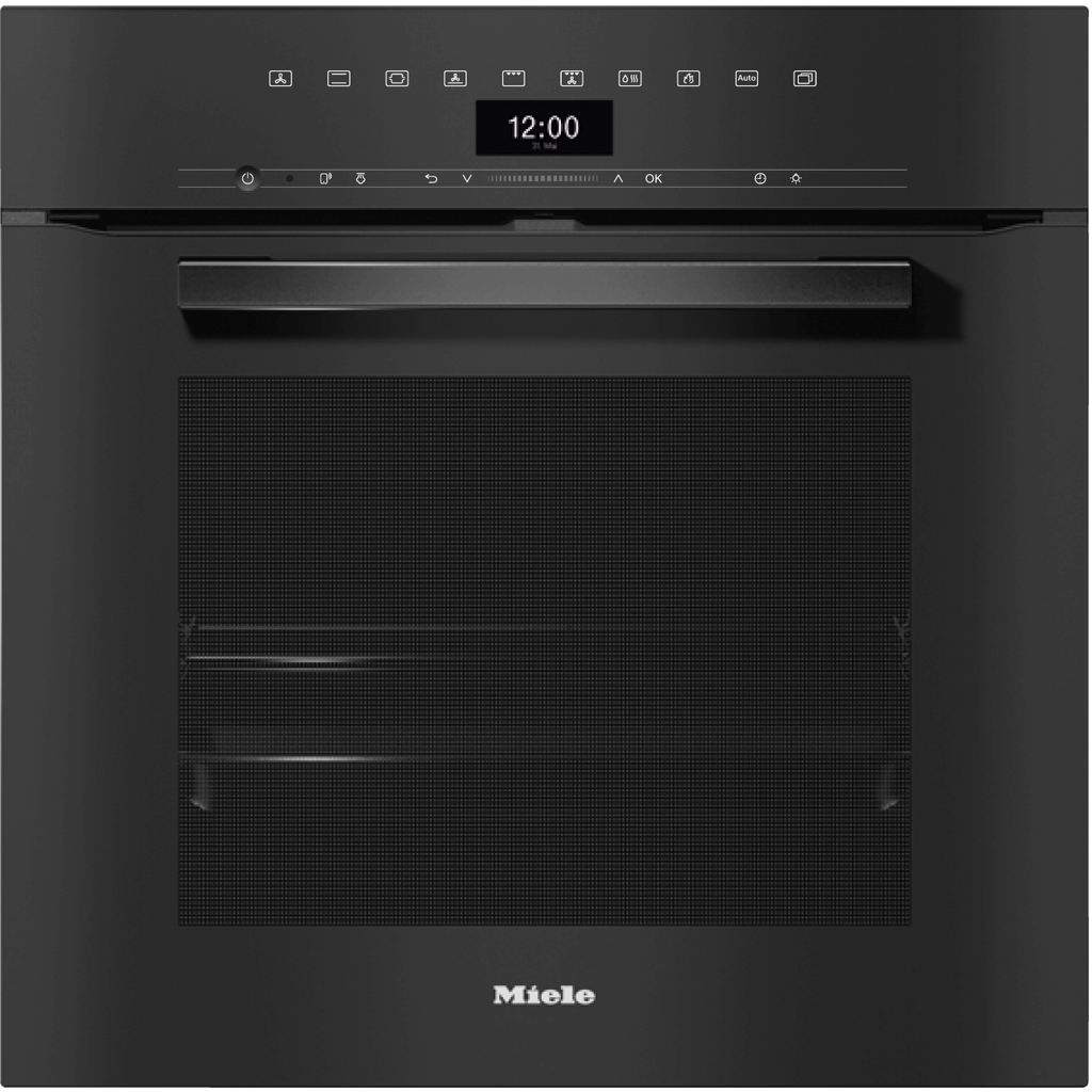 Miele H 7464 BP VitroLine Obsidian Black