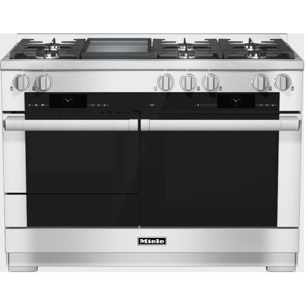 Miele HR 1956 G 48 INCH FREESTANDING COOKER