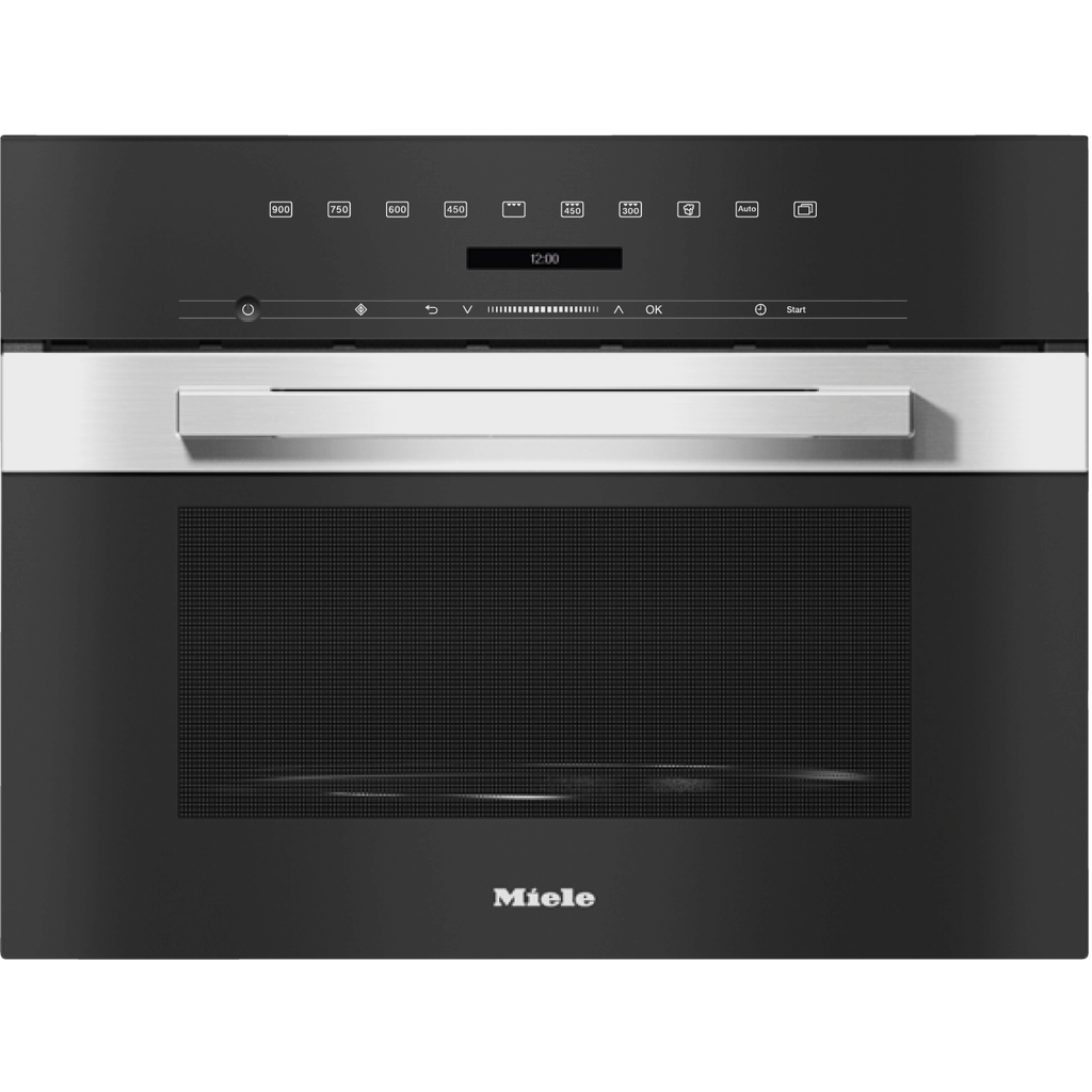 Miele M 7244 TC PureLine CleanSteel