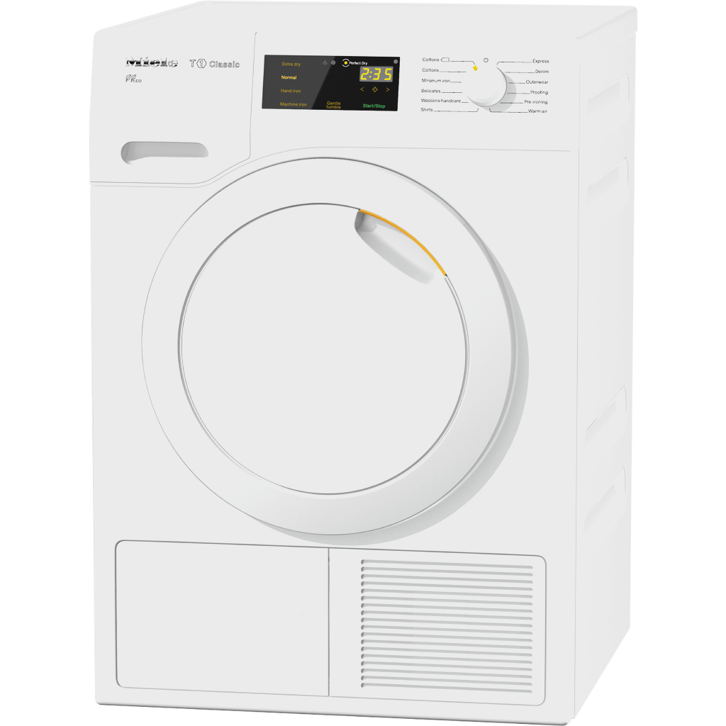 Miele TDB 130 WP 7kg heat-pump tumble dryer