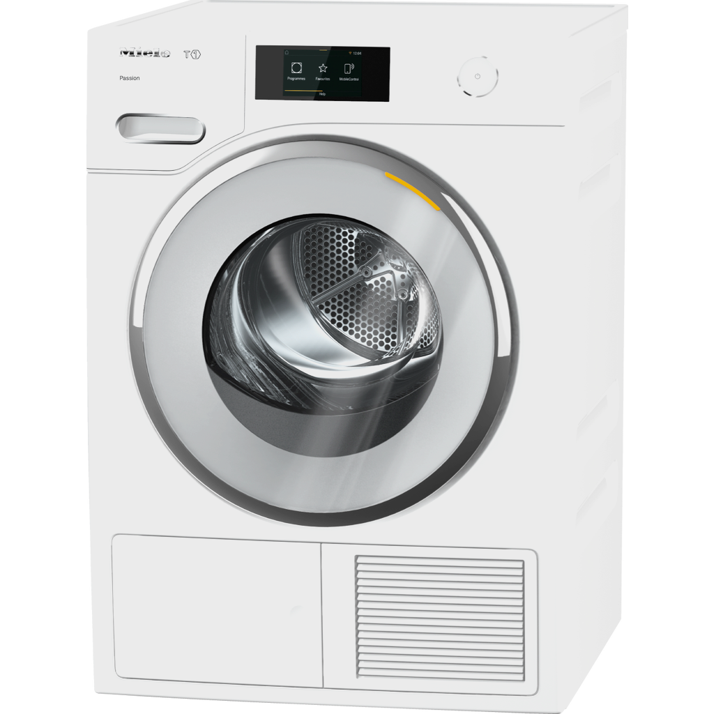 Miele TWV 680 WP 9kg heat pump tumble dryer